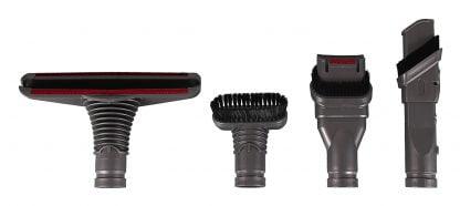 Set de 4 accesorii Dyson V9 Absolute Auslöser V8 V7 Fluffy Tier Tigger set 9597 2 vorwerk kobold vk135