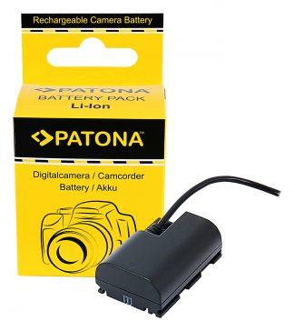 Adaptor acumulator Input D-TAP pentru Canon LP-E6N
