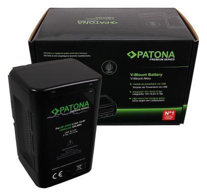 Acumulator Premium tip V-Mount Sony BP230W 225Wh DSR 250P 600P 650P 652P