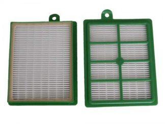 Set de 2 filtre EXhaust pentru aspirator PHILIPS FC8760 FC9170 FC9071 FC9150