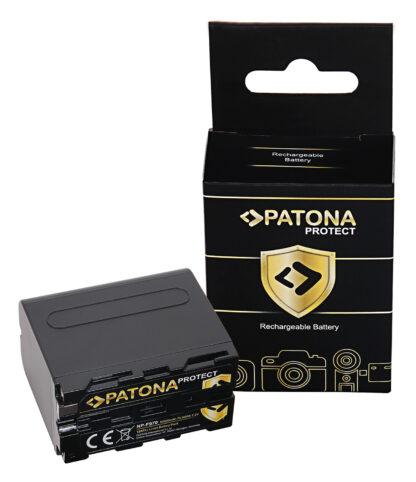 Acumulator Protect tip Sony NP-F970 NP-F960 NP-F750 NP-F550 NP-F990 12075 1 NP-F970