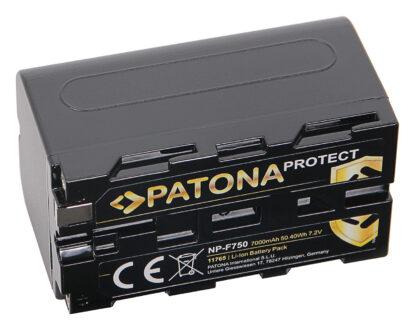 Acumulator Protect tip Sony NP-F750 NP-F970 NP-F960 NP-F550 NP-F990 11765 2 np-f750