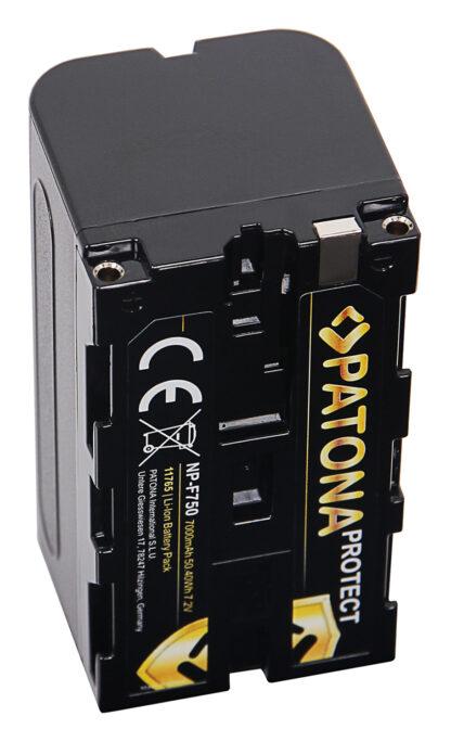 Acumulator Protect tip Sony NP-F750 NP-F970 NP-F960 NP-F550 NP-F990 11765 3 np-f750