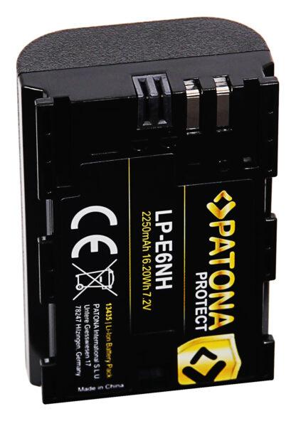 Acumulator Protect tip Canon LP-E6NH pentru Canon EOS R5 EOS R6 13435 4 LP-E6NH