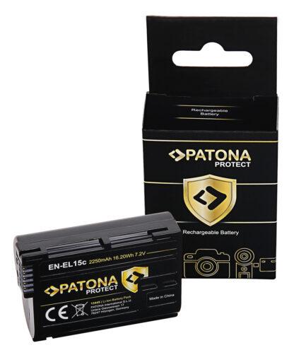 Acumulator Protect tip Nikon EN-EL15C EN-EL15 Z5 Z6 Z7 VFB12802