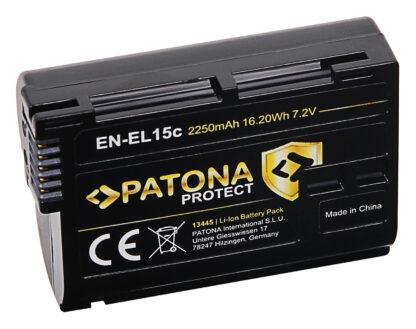 Acumulator Protect tip Nikon EN-EL15C EN-EL15 Z5 Z6 Z7 VFB12802 13445 2 EN-EL15c