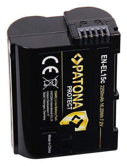 Acumulator Protect tip Nikon EN-EL15C EN-EL15 Z5 Z6 Z7 VFB12802 13445 4 EN-EL15c
