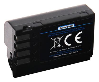 Acumulator Platinum tip Panasonic DMW-BLK22 DC-S5 G9 GH5 GH5S 1346 3 DMW-BLK22