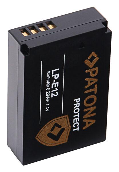 Acumulator Protect tip Canon LP-E12 akku 12975 4 LP-E12