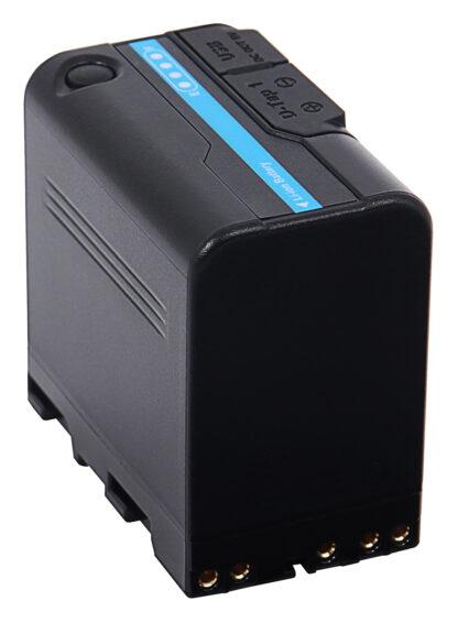 Acumulator Platinum tip Sony BP-U50 BP-U60 BP-U100 USB D-Tap akku 1340 4 Sony BP-U50