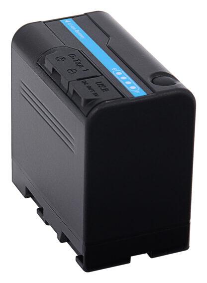 Acumulator Platinum tip Sony BP-U50 BP-U60 BP-U100 USB D-Tap akku 1340 5 Sony BP-U50
