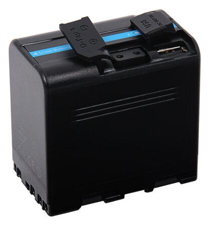 Acumulator Platinum tip Sony BP-U50 BP-U60 BP-U100 USB D-Tap akku 1340 7 Sony BP-U50