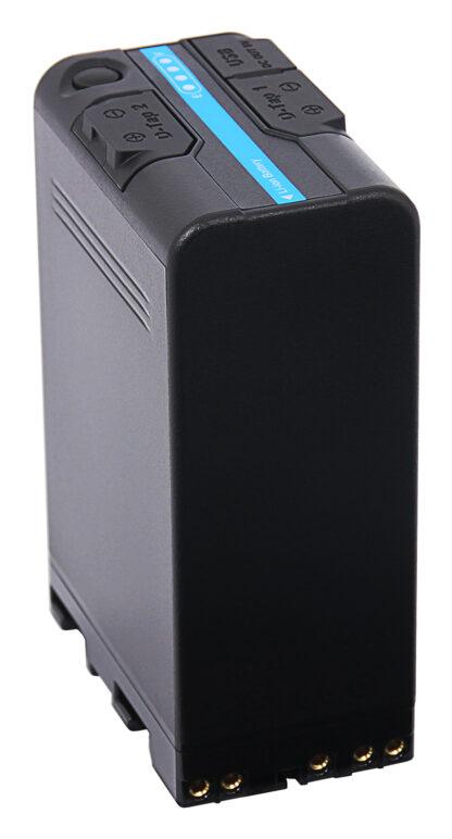 Acumulator Platinum tip Sony BP-U100 BP-U60 USB 2xD-Tap akku 1341 4 Sony BP-U100