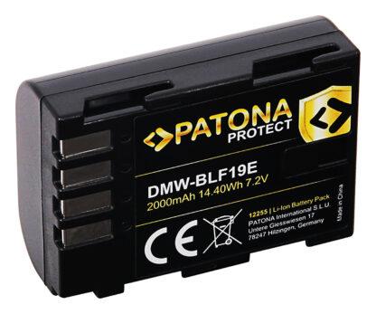 Acumulator Protect tip Panasonic Lumix DMW-BLF19 akku pat 12255 2 DMW-BLF19