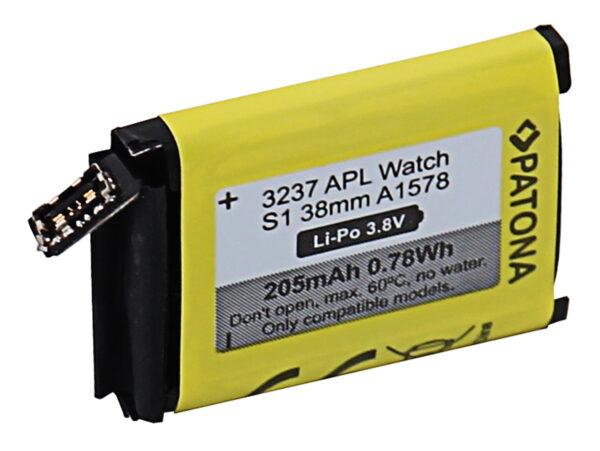 Acumulator tip Apple Watch Serie 1 38mm A1578 3237 2 Apple