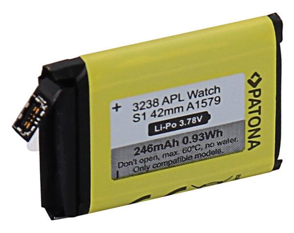 Acumulator tip Apple Watch Serie 1 42mm A1579 3238 2 Apple
