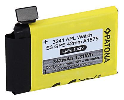 Acumulator tip Apple Watch Smartwatch Serie 3 GPS 42mm A1875 3241 2 1 smartwatch