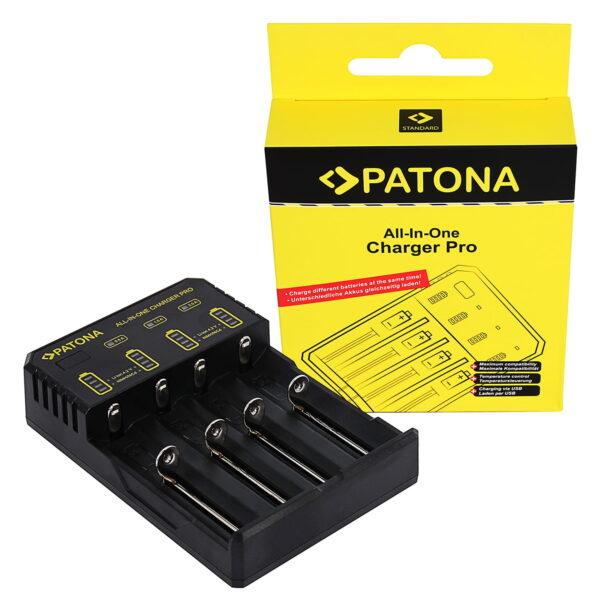 Incarcator USB pentru acumulatori AA AAA R3 R6 CR123A 14500 16340 18650 22650 26650 1914 1