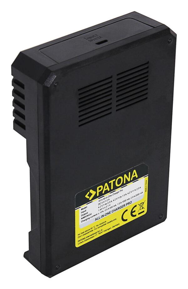 Incarcator USB pentru acumulatori AA AAA R3 R6 CR123A 14500 16340 18650 22650 26650 1914 4